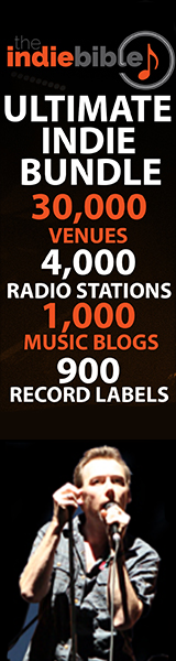 Indie Bible / Indie Spotify Bible / International Booking Agents Directory banner