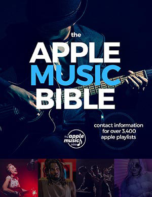 Apple Music Bible cover scan