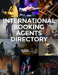 booking agent guide and indie bible testimonials
