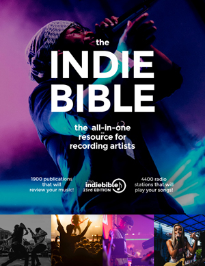 Indie Bible cover scan