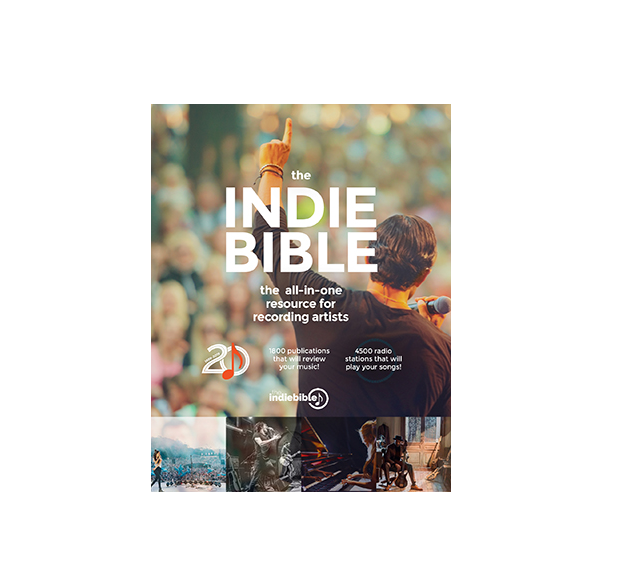 cover scan of indie bible: music promotion and marketing