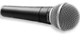 our monthly newsletter draw is for a shure microphone