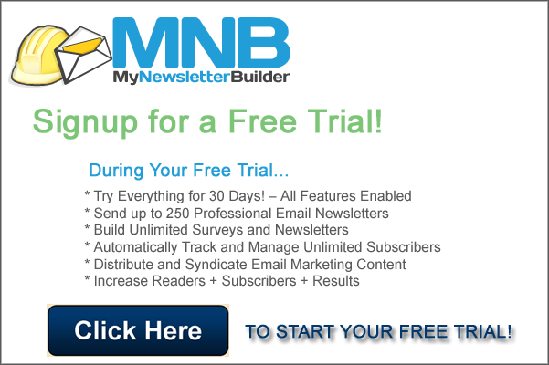 my newsletter builder