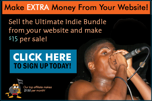 Ultimate Indie Bundle Affiliate Signup