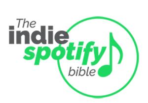 Indie Spotify Bible logo
