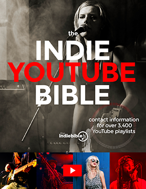 Indie YouTube Bible cover scan
